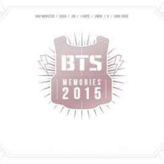 防弾少年団(BTS) - BTS Memories2015年