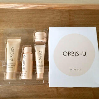 ORBIS - オルビス ユー トライアル キット 旅行 セット