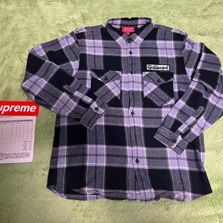 Supreme - Supreme シュプリーム ネルシャツ シャツ Flannel Shirt