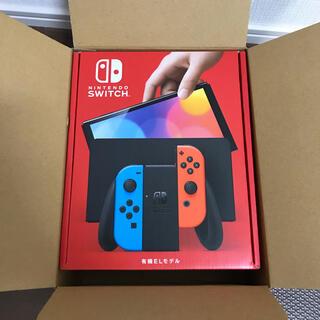 Nintendo Switch - Nintendo Switch 有機ELモデル 本体 ネオンカラー