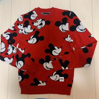 ミッキーマウス - mickey mouseニット セーター