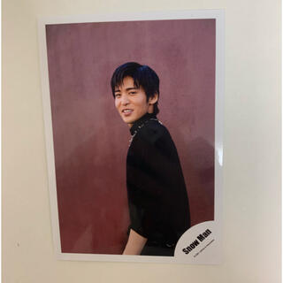 Johnny's - 63 まとめ買いで180円 SnowMan 目黒蓮 公式写真 生写真