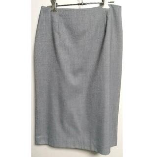 美品♡NATURAL BEAUTY BASIC♡グレータイトスカート♡オフィス