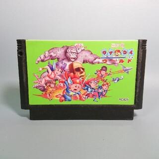 ファミリーコンピュータ(ファミリーコンピュータ)のファミコン コナミ ワイワイワールド(家庭用ゲームソフト)