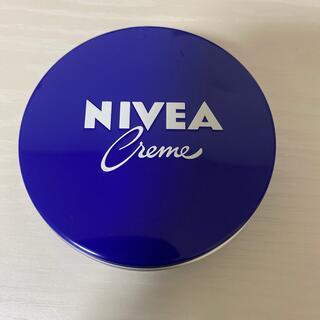 ニベア(ニベア)のニベア青缶(ボディクリーム)