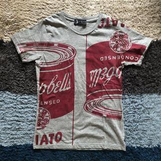 ヒステリックグラマー(HYSTERIC GLAMOUR)のヒステリックグラマー☆Andy Warhol キャンベル缶 Tシャツ(Tシャツ(半袖/袖なし))