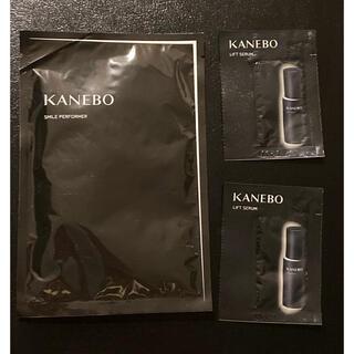 カネボウ(Kanebo)の未使用 カネボウ スマイルパフォーマー 1枚 リフトセラム 0.4ml 2個(パック/フェイスマスク)