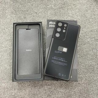 SAMSUNG - Galaxy S21 Ultra 5G 256GB SIMフリー