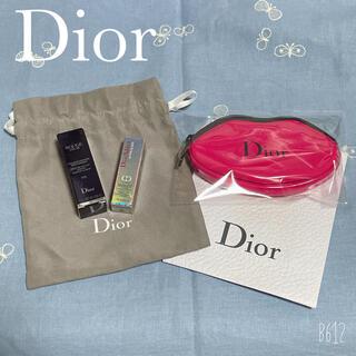 Dior - 【新品未使用】Dior  ノベルティ5点セット