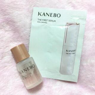 カネボウ(Kanebo)のKanebo スキンケアセットミニ(化粧水/ローション)