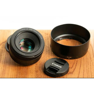 Canon - Canon ef 50mm f1.8 stm 良品
