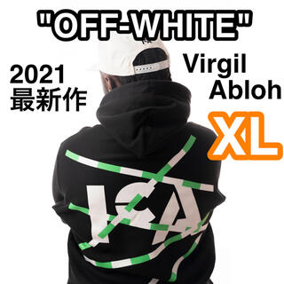OFF-WHITE パーカー Virgil Abloh ダンク dunk(パーカー)