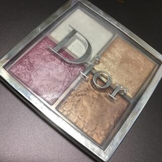 Dior - ディオール バックステージフェイスグロウパレット 001
