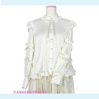 Angelic Pretty - Angelic Pretty ♡ Elegant frillブラウス ホワイト