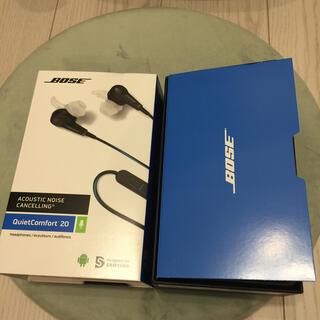 BOSE - Bose QuiteComfort20 イヤホン