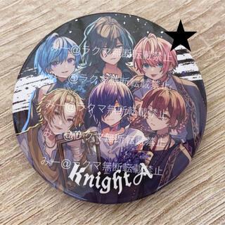 KnightA 騎士A シークレット 全員集合 等身缶バッジ(バッジ/ピンバッジ)