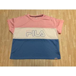 フィラ(FILA)のFILA Tシャツ トレーニングウェア(Tシャツ(半袖/袖なし))