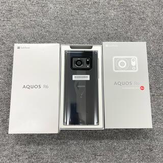 AQUOS - 新品シャップ  AQUOS R6  SH-51B   LEICAカメラ