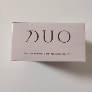 DUO クレンジングバーム ブラックリペア