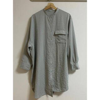 KBF - KBFアシンメトリーBIGシャツ