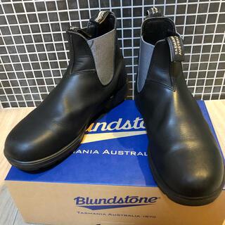 ブランドストーン(Blundstone)の【美品】ブランドストーン UK9 ブラック&グレー(ブーツ)
