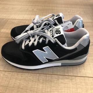 New Balance - 【新品】ニューバランス NEW BALANCE CM996BP ブラック23cm