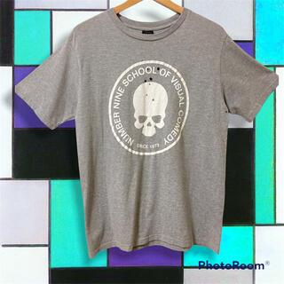 ナンバーナイン(NUMBER (N)INE)のナンバーナイン Tシャツ スカル 散弾銃(Tシャツ/カットソー(半袖/袖なし))
