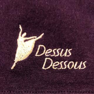 CHACOTT - ドゥッシュ・ドゥッス Dessus Dessous Tシャツ