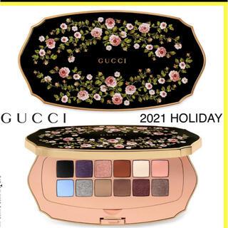 Gucci - GUCCI アイシャドウ パレット 限定 ホリデー クリスマス 新品 2021