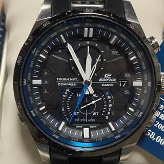 エディフィス(EDIFICE)のCASIOエディフィス腕時計 EQW-A1200B-1AJF(腕時計(アナログ))