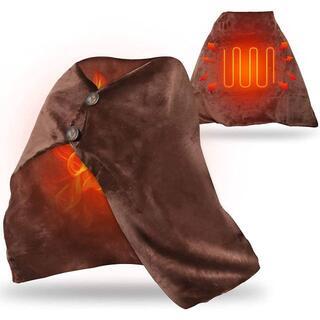 【当日発送】【新品】電気毛布 USBブランケット ひざ掛け