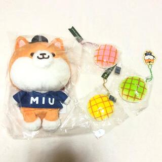 MIU404 ポリまる メロンパン号 グッズセット