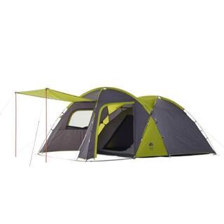 LOGOS - ロゴス LOGOS テント タープ 2ルーム 吊り下げ式 2ヶ所出入口 キャンプ