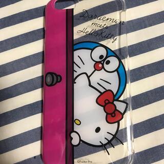 ドラえもん kitty  iPhone用ケースiPhone6 iPhone7