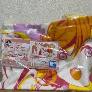 BANPRESTO - 一番くじ ラブライブ  F賞バスタオル かのん