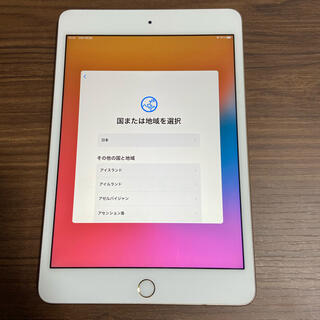 Apple - iPad mini4 本体のみ