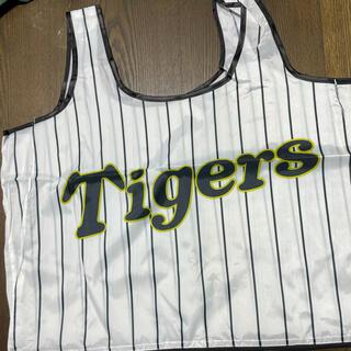 ハンシンタイガース(阪神タイガース)の阪神タイガース エコバッグ&クリアファイル(応援グッズ)