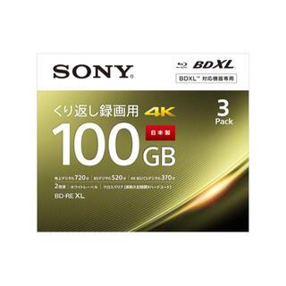 SONY - ソニー 3BNE3VEPS2 BD-RE XL 100GB 3Pack 2セット