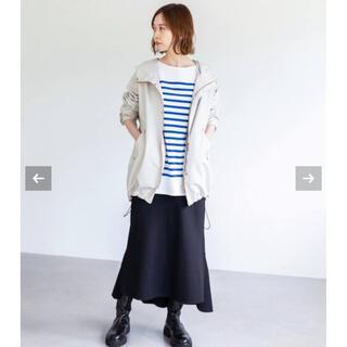 IENA - IENA ギンガムカットソーマーメイドスカート