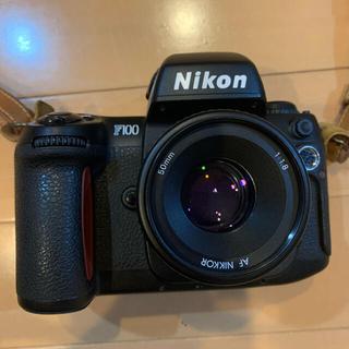 Nikon - Nikon f100 + af nikkor 50mm f1.8