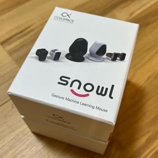 未使用新品 リング型 空中操作 マウス SNOWL スノール スノウル 発送料込