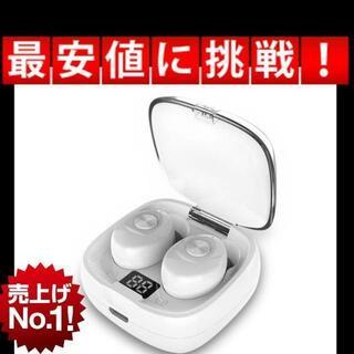 大人気 イヤホン  ワイヤレス ホワイト XG-8  Bluetooth