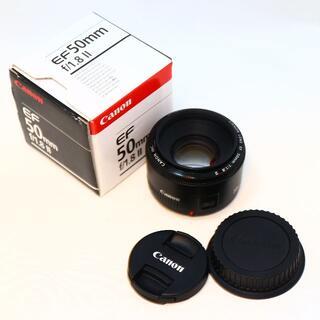 Canon - CANON EF 50mm F1.8 Ⅱ