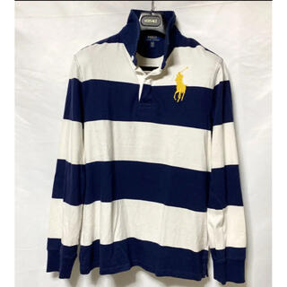 POLO RALPH LAUREN - 【美品】ラルフローレン Sサイズ 170cm ラガーシャツ ポロシャツ