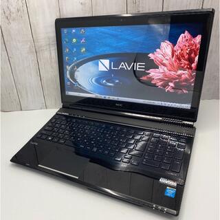 NEC - NEC ノート Core i7-4700MQ SSD500GB メモリ16GB