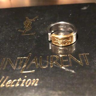 Saint Laurent - イヴサンローラン Yves Saint Laurent スプーンリング18号