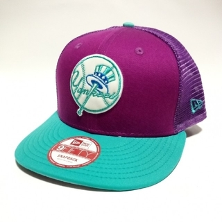 ニューエラー(NEW ERA)のNEWERA 9FIFTY ヤンキース ベースボールキャップ 帽子 野球帽(キャップ)