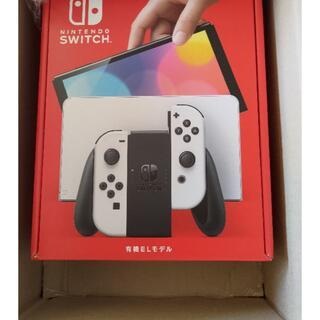 Nintendo Switch - 新品未開封 Switch 有機ELモデル ホワイト Nintendo