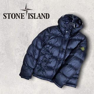 ストーンアイランド(STONE ISLAND)のSTONE ISLAND ストーンアイランド ダウンジャケット ネイビー(ダウンジャケット)