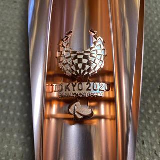 東京パラリンピック 聖火 トーチ